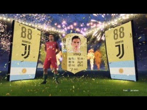 Fifa  Dybala In A Pack