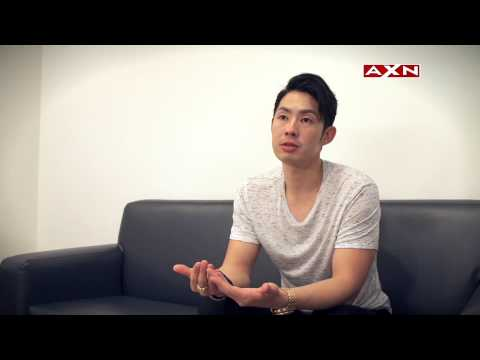 Asia's Got Talent backstage – Timeout with Van Ness