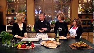 3abn Today Live A Taste Of Israel Cooking Show With Chef Greg Reilly