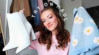 TRY ON HAUL per la PRIMAVERA!! weekly vlog