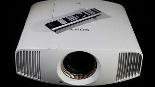 проектор Sony VPL-VW520ES обзор