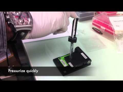 how to use the AGILENT Bioanalyzer ?