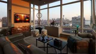 UTOPIA at The Caledonia, 450 West 17th Street, Residence 2009  For Sale asking $5,500,000