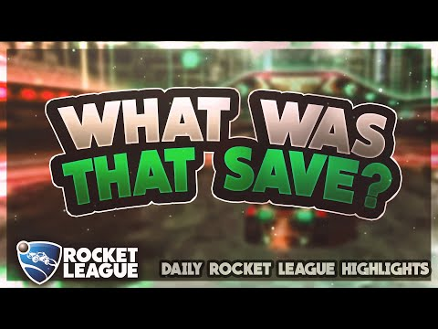 Daily Rocket League Highlights: wtf is leth doing thumbnail