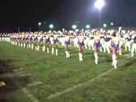 2004 University of North Alabama Lionettes