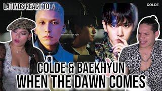 Download KOREAN R&B HITS DIFFERENT 🥵 Colde(콜드) _ When Dawn Comes Again(또 새벽이 오면) Feat. BAEKHYUN(백현) REACTION