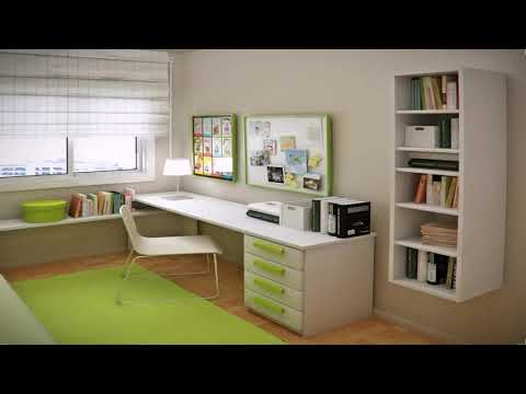 Small Study Room Design Pictures