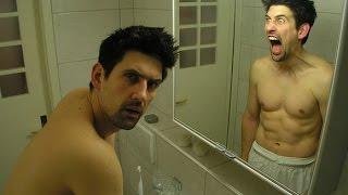 Что будет, если долго смотреть в зеркало?