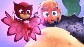 PJ Masks Full Episodes New Episode 10 Full Episodes Season 2 | Superhero Kids