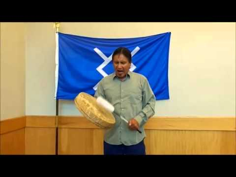 Southern Cheyenne Flag Song
