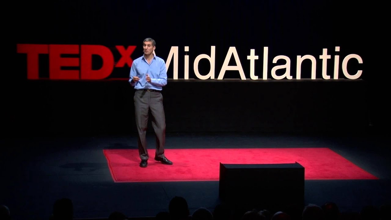 How entrepreneurs can change society - the story of Honest Tea: Seth Goldman at TEDxMidAtlantic