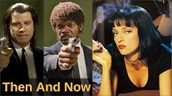 Then And Now The Cast of 'Pulp Fiction'