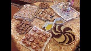 مائدة العيد / عيدكم مبارك سعيد وكل عام وانتم بالف خير أحبتي الكرام