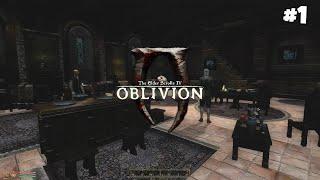 The Elder Scrolls IV Oblivion GBR's Edition - Прохождение: На встречу приключениям #1