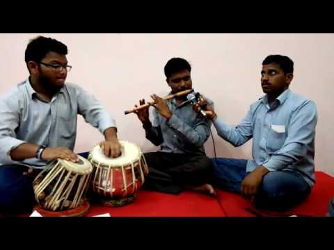 Rashtra Geet | in Instrumental | ( Tabla & Flute Cover)