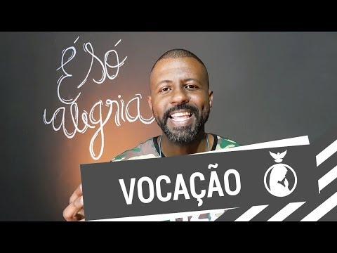 É SÓ ALEGRIA //VOCAÇÃO #9 // Eduardo Badu