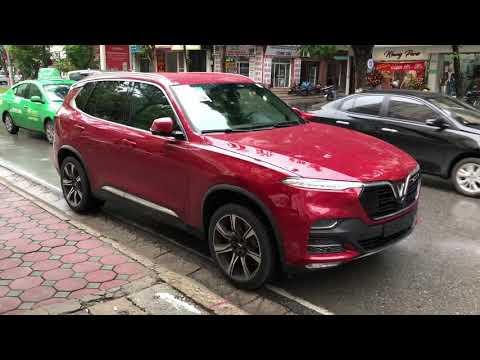 ✅ Vinfast Lux Sa 2.0 (SUV 7 Chỗ) Màu Đỏ - 0839969996