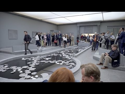 Hans Op de Beeck: The Collector's House / Art Basel Unlimited 2016
