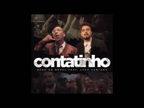 Nego do Borel e Luan Santana - Contatinho