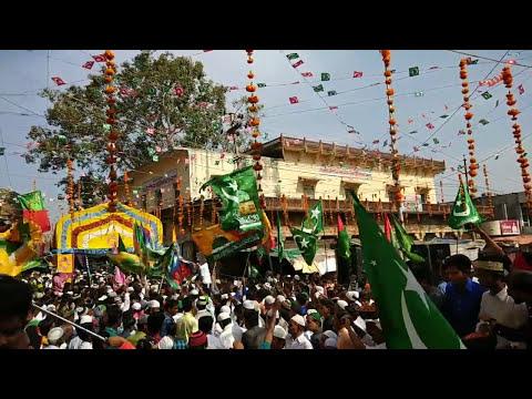 Jashn-E-Eid Milaad-Un-Nabi||Jhalawar||Rajasthan||Cover Naat Patti Patti Phool Phool||Beauty Of India