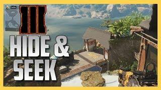 Black Ops 3 - Double Hide and Seek - Hunted + Nuke Town