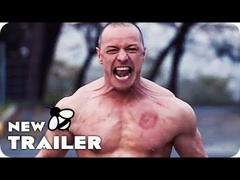 Glass Trailer (2019) M. Night Shyamalan Movie
