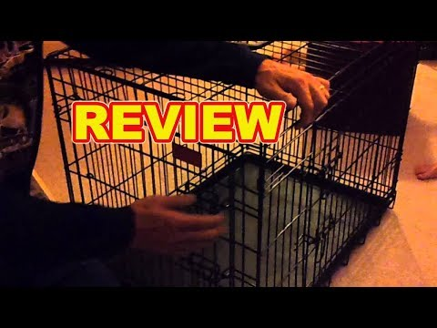 review-midwest-homes-for-pets-dog-crate-icrate-easy-to-assemble-2019