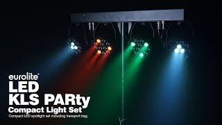 EUROLITE LED KLS PARty Compact Light Set