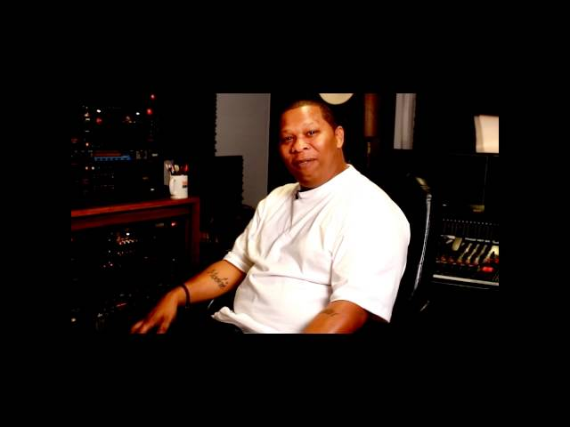 MANNIE FRESH SHOUTS OUT MEGASONIC BEATS