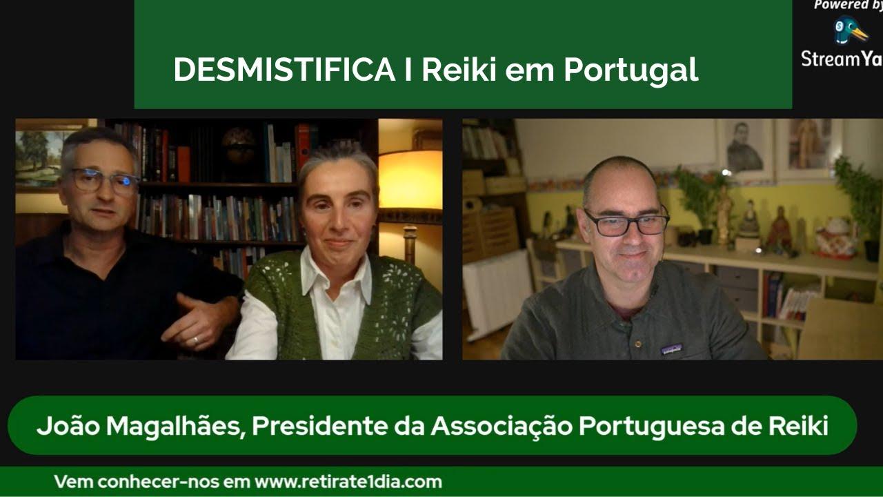 Reiki em Portugal - DESMISTIFICA