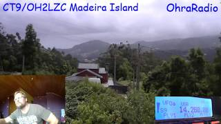 CT9/OH2LZC Madeira 19.8.2018