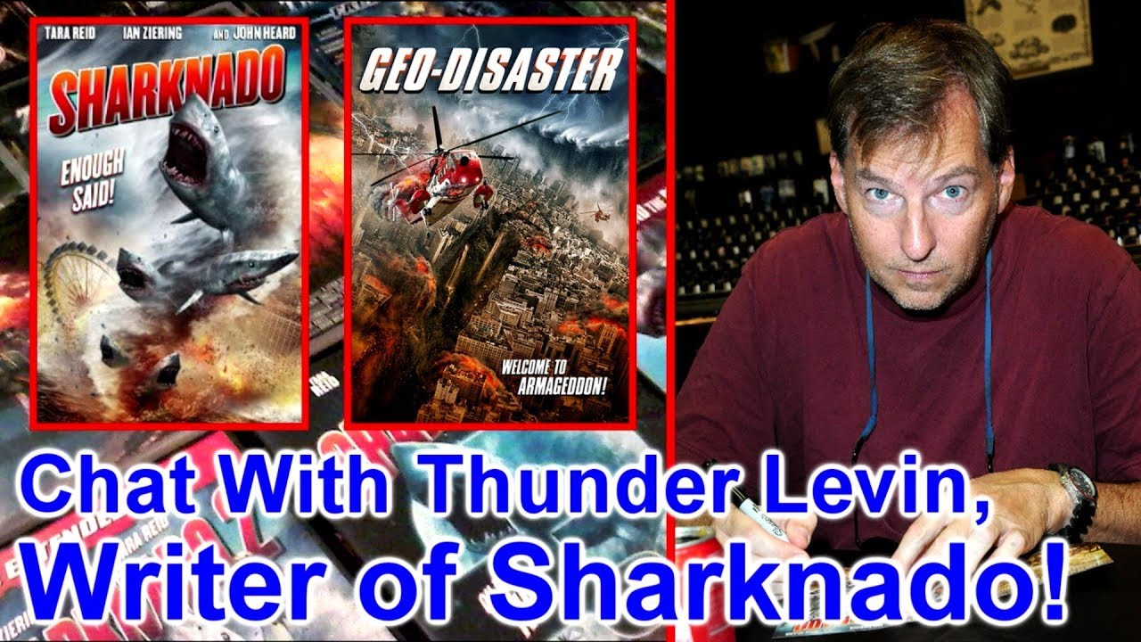 Download Sharknado 5, Geo-Disaster, and Asylum Experiences with Thunder Levin!