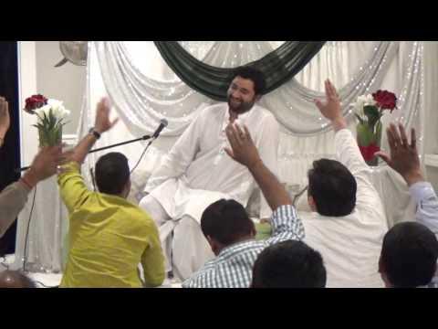 Janab Ali Rizvi Sachay Bhai's Son @ 1st Barsi Jashan:Majlis Of Janab Afsar Mehdi Tabasara