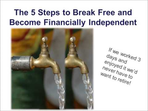 How to Become Financially Independent and Break Free From Your Desk FOREVER!