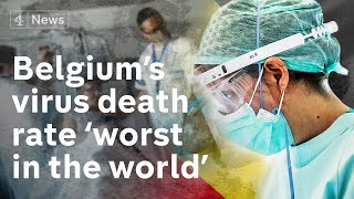 Belgium has highest mortality rate per capita from coronavirus in the world
