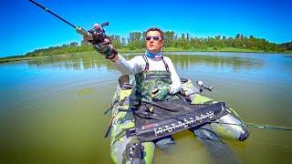 Что ГЛАВНОЕ в РЫБАЛКЕ? Расскажу в этом видео! | Рыбалка с плотика | Ловля щуки летом