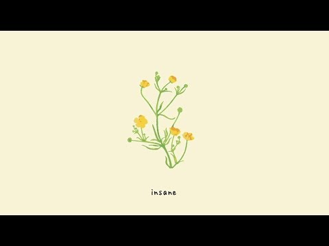 gnash - insane (lyric video) Mp3