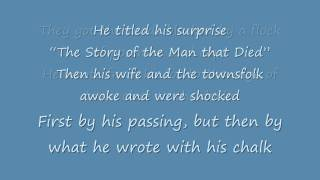A Story No One Told - Shad (LYRICS)