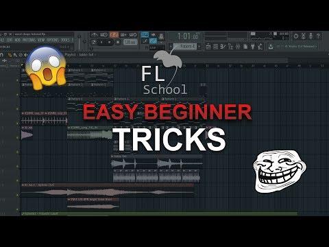 EASY 'BEGINNER' TRICKS - FL Studio tutorial