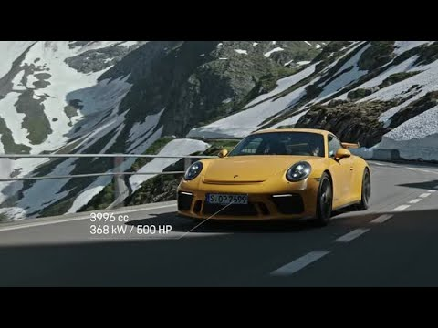 The Porsche 911 GT3 is 20 years old (Video)
