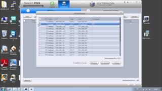 Огляд особливостей роботи з програмою SmartPSS v1.0 Dahua