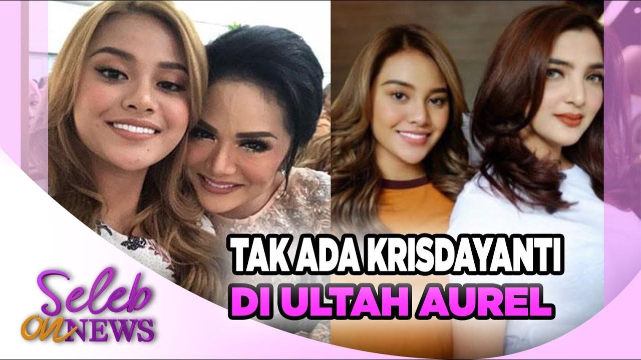 "Aurel Hermansyah Bahagia,.Ultahnya Tak Di ""Anggap"" Krisdayanti – SELEB ON NEWS 10/07"