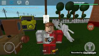 (Hello Neighbor) Roblox/He's Rolling Today!