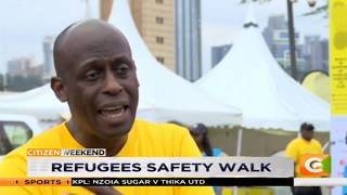 African refugees remembered #CitizenWeekend