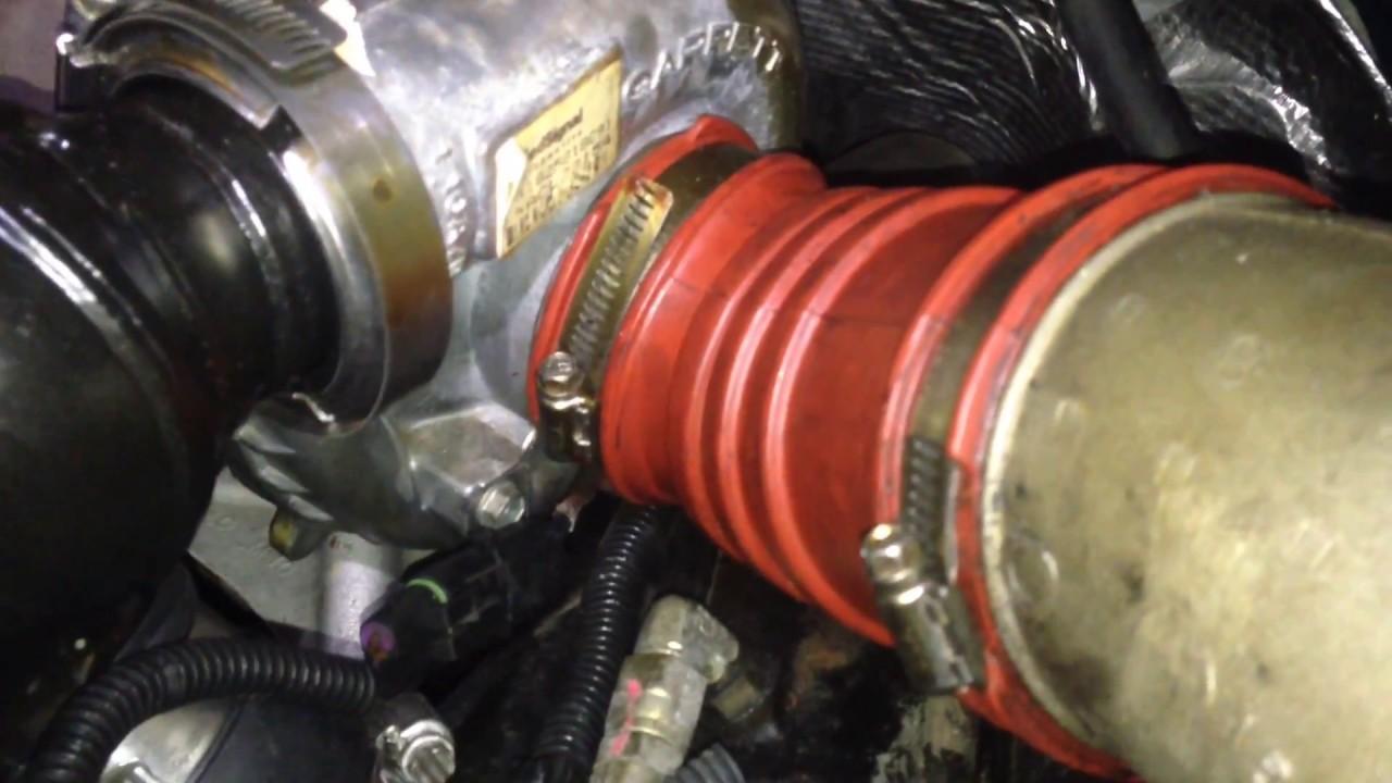 94 97 73 Powerstroke Glow Plug Replacement 7 3 Wiring Harness