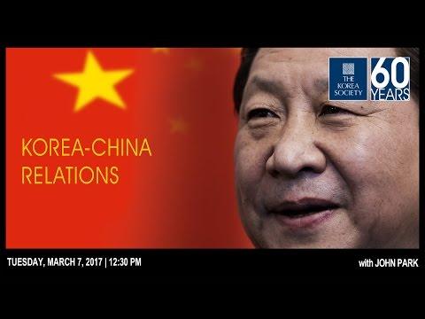Korea-China Relations with John Park