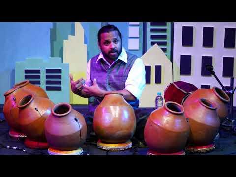 Symphony Of Clay: Tha Dhi Thom Nam | Giridhar Udupa | TEDxISBRBangalore