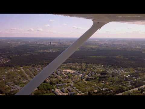 My First flight with Cessna 172