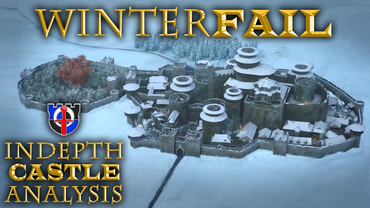 Download WINTERFELL detailed CASTLE analysis: Game of Thrones