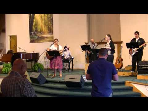 Sarah Carroll Missions Conference Worship